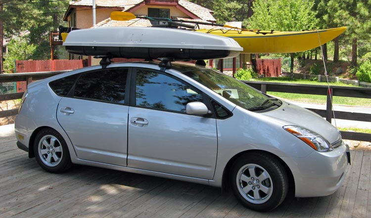 Roof Racks Or Rear Mounted Options For Carrying Gear