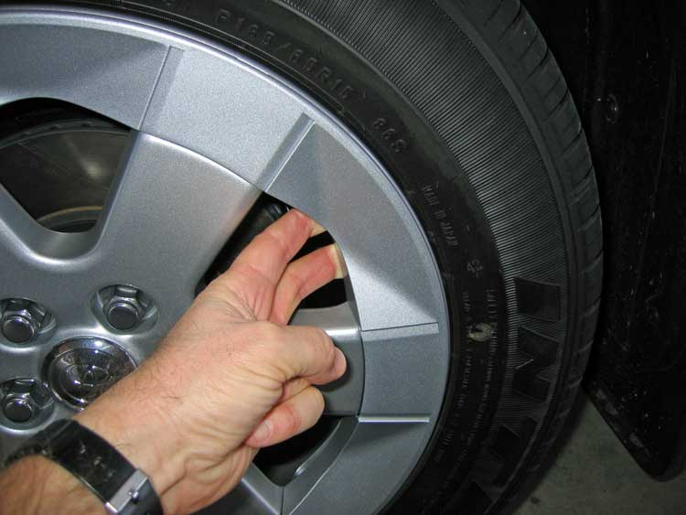 Prius Wheel Trim